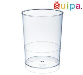 ■【日本製】PS 60-150 トールカップ 10個【ゼリーカップ デザートカップ プリンカップ プラスチックカップ】