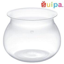 ■【耐熱】PPブロー 60-130 ハニーボトルN 12個【日本製】【デザートカップ プリンカップ プラスチック容器 カップ】