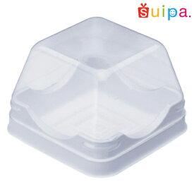■PS 新セーフティマルチ 白 100個 【和菓子 容器 パック 】