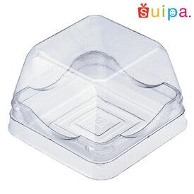 ■PVC セーフティマルチ 透明 100個 【和菓子 容器 パック 】