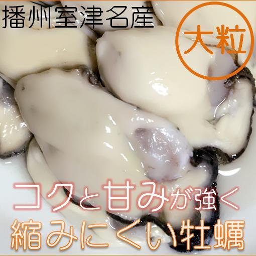 殻付き生牡蠣【2kg】L約35個入り*網元産地新鮮直送 生食もOK 送料無料 代引不可 11月20日から発送
