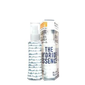 水素の美容液で贅沢美容 セラミド、ヒアルロン酸、水素を与えて潤す水素の美容液 THE HYDRIDE ESSENCE 80ml