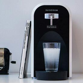 高濃度水素水生成器AQU(アキュー)【水素水 瞬間生成 卓上タイプ最高水準クラスの水素濃度1.0ppm 日本製】
