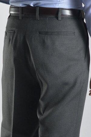 ウォッシャブル・ツータックスラックスアジャスター付き【1本2,900円2本よりどり5,400円3本よりどり7,500円】【送料無料】(メンズオールシーズンビジネスややゆとりサイズ)pants