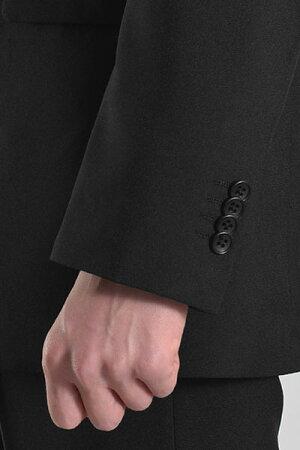 リクルートスーツメンズ2ツボタンビジネススーツ就活スリムスーツ冠婚葬祭礼服フォーマルスーツオールシーズン対応洗えるパンツウォッシャブルプリーツ加工リクルート【送料無料】02P09Jul16