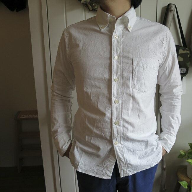 【SALE 50%OFF】Spinner Bait Oxford BD Shirt スピナーベイト 先染めオックス ボタンダウン エイタシャツ 51507OX ※返品・交換不可