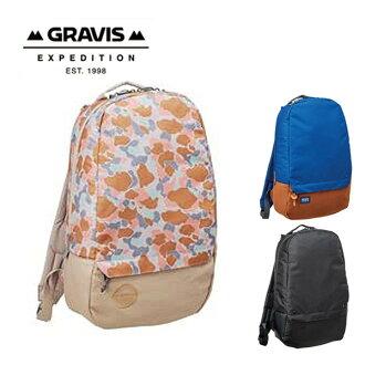Gravis-Gravis! Stylish backpack daypack backpack mass transport [TRANSPORT] 1484010 mens gift women's commuter school black high school students