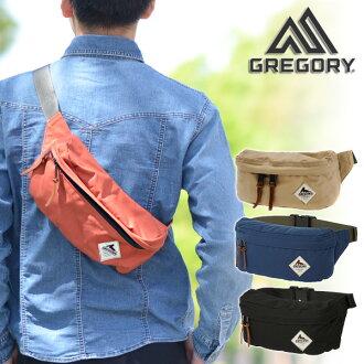 格雷戈里 · 格雷戈里 ! 腰袋单肩包 Tal 微风 [尾巴的微风,男装女装袋包西门廊礼物