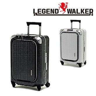 旅行箱带上飞机架子飞翔距离硬件旅行包!传奇沃克Legend Walker 6203-50人分歧D小型短期旅行[邮购]