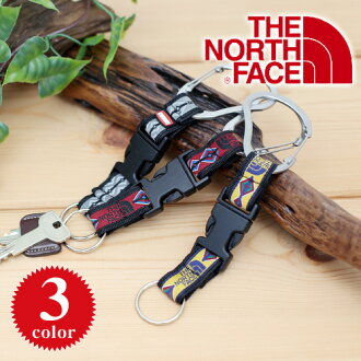 "THE NORTH FACE!""可能貓Point Of Sales""鑰匙圈[TNF/CHUMS KK CARABINER DT]nn71310人分歧D"