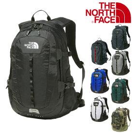THE NORTH FACE ノースフェイス リュック リュックサック デイパック バックパック デイパックス ホットショットクラシック nm71862 メンズ レディース 黒 あす楽 送料無料 プレゼント ギフト ラッピング無料 通販