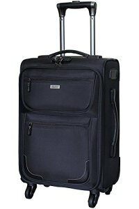 ソフトキャリーケース Beatas BSC-20 4輪タイプ Sサイズ スーツケース ソフト キャリーバッグ ビジネスキャリー トラベル ビータス 小型 ビジネス 軽量 2日 3日 4日 シンプル【送料無料・半年修理