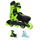 【Y・Volution】Neon Combo Roller Skates スケート ローラースケート ローラーシューズ