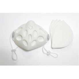 使い捨て PPOPSK 機能性マスク セット フィルター交換式 シリコン マスク (マスク1枚+フィルター5枚入り) ウィルス ほこり PM2.5 予防 花粉