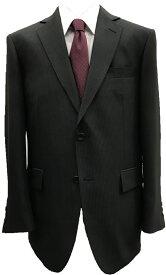 (19新作)オールシーズン【大きいサイズ】洗えるアジャスター付2ボタンスーツ 2色 E体