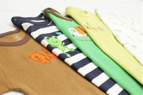 カーターズ ラブ ボディスーツ 長袖 半袖 セット ロンパース 男の子 肌着 下着 出産祝い 福袋