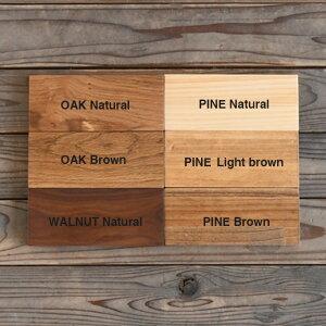 (木材サンプルセット)木材 無垢 木材カラー サンプル