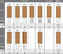 ラシッサS 室内ドア トイレドア 一般ドア ASTL-LAB ノンケーシング枠(固定枠) パネルタイプ リクシル