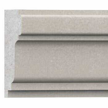 EXM5256 不燃材 みはし株式会社 サンメントセラEXM 外装用 化粧廻り縁受注生産品別途梱包配