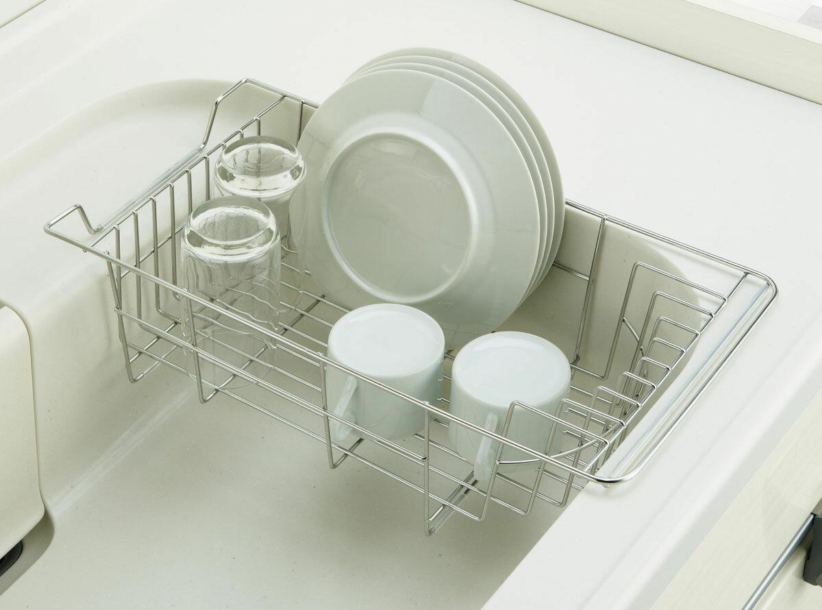 サンウェーブ 水切りカゴ JDMK 送料無料 シエラやアレスタなどのリクシルキッチン用