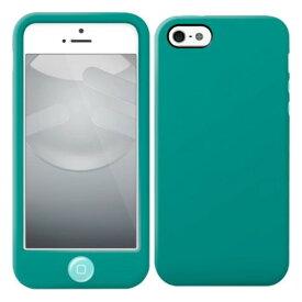 SwitchEasy iPhone SE 5s 5 (4インチ) シリコンケース Colors for Turquoise ターコイズ SW-COL5-TU