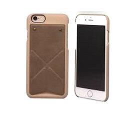 在庫処分品 n.max.n iPhone 6s、iPhone 6 (4.7インチ) Transformer スタンド ケース レザー (ブラウン)