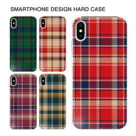 iPhone11 Pro Max iPhoneXR iPhone8 Plus XS/X ハード スマホ ケース 全機種対応 冬チェック スマホカバー Xperia1 SO-03L SOV40 AQUOS R3 SH-04L SHV44 Galaxy S10 SC-03L SCV41 SC-04L Google Pixel3a Huawei P30 P30 【スマホゴ】
