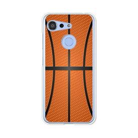 Android One S6 クリアハードケース カバー スマホケース 【送料無料】【Basketball】androidones6 Y'mobile スマートフォンカバー 携帯ケース