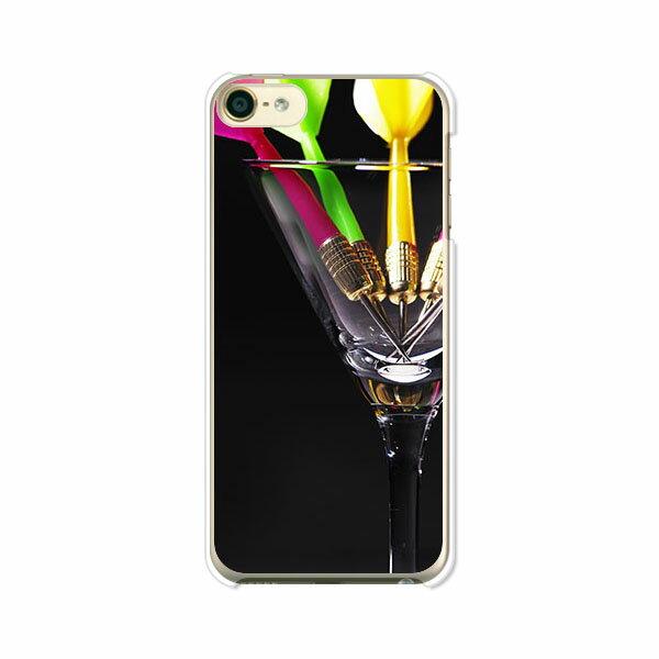 apple iPod touch6 クリアハードケース/カバー  【送料無料】【Darts】アイポッドタッチ 第6世代 スマートフォンカバー・ケース