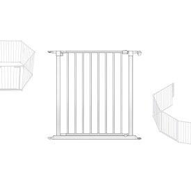 【スカンジナビアン】ペットフェンス (ゲート単体セクション)|スマイヌ/犬用グッズ