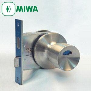 HMD-8型 MIWA(美和ロック) 本締付モノロック錠  室外:表示ノブ /室内:サムターン HMシリーズ 鍵無し