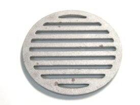 火種コンロ用特厚鋳物火皿(ロストル21cm)
