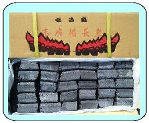 火鉢 炭 ☆ 6〜8cmカット 10kg 大人気【火鉢・七輪などに】 中国産 四角形