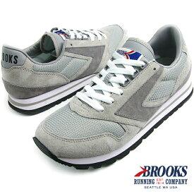 BROOKS HERITAGE ブルックス ヘリテージ WOMEN CHARIOT (205) Athletic Grey/White