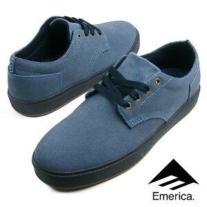 Emerica エメリカ SPANKY G6 (434) スパンキー BLUE/NAVY ブルー ネイビー レディース スニーカー スケシュー スケートシューズ