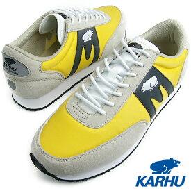 KARHU カルフ メンズ レディース ALBATROSS(アルバトロス) レモンドロップ/セドナセージ スニーカー