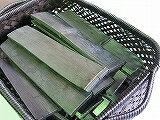 竹炭20cmカット籠付き、1、5kg
