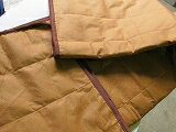 竹炭敷きマットレス180x90シングル、竹炭チップ入り、吸着、消臭、環境改善