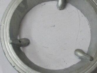 铸铁三脚架,铸件,27 厘米,直接在炉子上