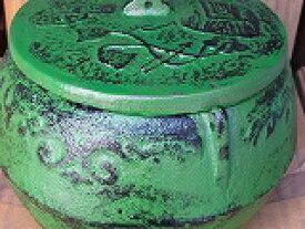 火消し壷小(鋳物、安全で強い)大きさ 中 の壷と同です