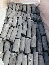 ベトナム備長炭 15kg×2--30kg  荒丸小、太2〜3.9cm(荒上小)揃い