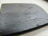 竹炭 5cm、12枚、国産徳島 ヘラ取り美品