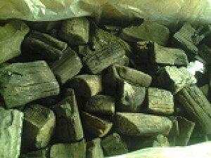 中国備長炭 特割小15kgSサイズ、5〜10cm、直2〜5cm位