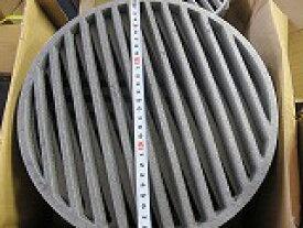 ロストル 30cm 鋳物丸 交換用 火起こし器底
