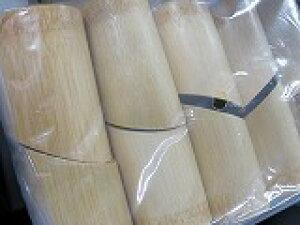 竹製串入れ節なし 10ヶセット業務用向け 竹炭5枚付き
