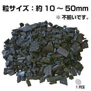 粒の大きさは10~50mmで大きめサイズ。