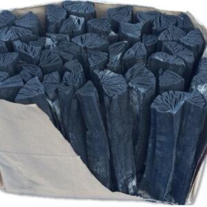 しらおい木炭15kg(ナラ・切り)炭[大西林業]国産・北海道産/30cmカットのナラの木炭バーベキュー用に七輪やコンロ使用の焼肉に/大容量お祭りイベント業務用【領収書対応】燃料・チャコール