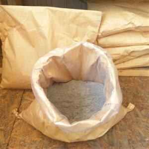 木灰5kg炭焼き窯の希少な純粋木灰七輪や囲炉裏の他、家庭菜園でも大活躍!