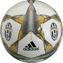 アディダス 2015-16 AF4402JU フィナーレ キャピターノ ユベントス サッカーボール 4号