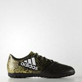 アディダス adidas エックス 16.3 TF LE コアブラック/Rホワイト/GLDM サッカー トレーニングシューズ 箱なしでお届けする場合がございます。